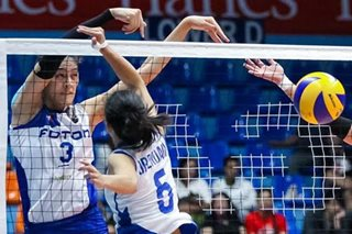 PSL: Foton seeks win no. 5, Cignal and Petron clash