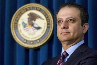 Ex-US Attorney Bharara tells of 'unusual' calls he received from Trump