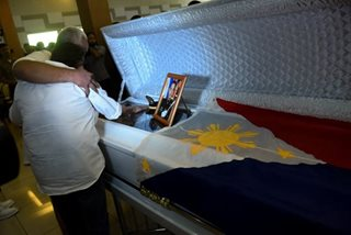 Loved ones remember soldiers killed in Marawi clashes