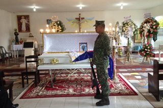 Marine killed in Marawi was set to marry childhood sweetheart