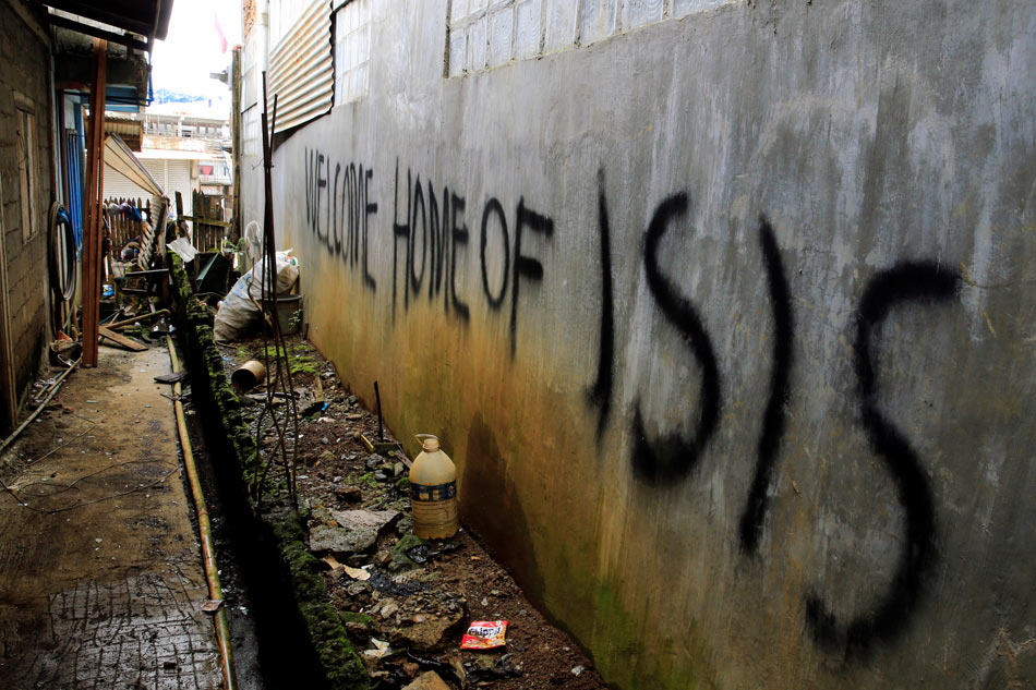 Islamic State tags Mindanao as province: security think tank