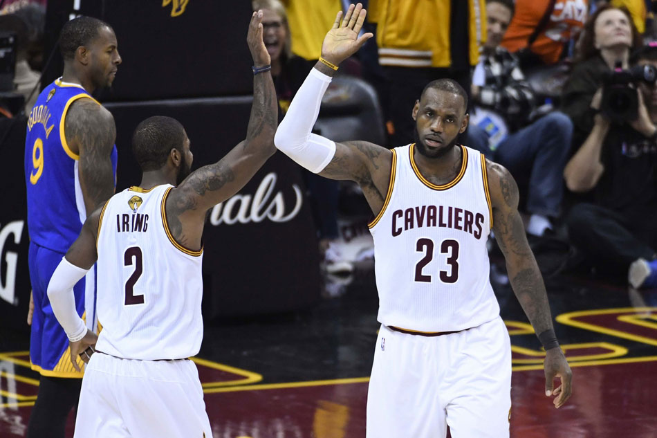 What should the Cleveland Cavaliers do now?