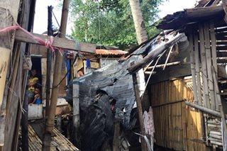 Tornado destroys 11 houses in Bacolod