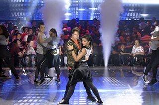 Enrique, Kim, Sarah Lahbati, Ritz Azul in back-to-back dance numbers