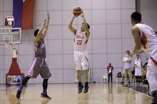 D-League: Tanduay, Marinero face off for 2nd win