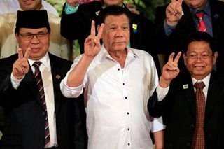Moros 'tired of waiting' for new law: MILF leader