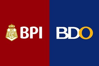 Gov't wants 'formal verification' of BPI, BDO issues