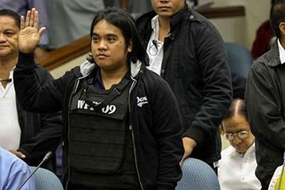 Luy says Napoles gave 'customized rosaries,' HK trips as gifts to budget officials