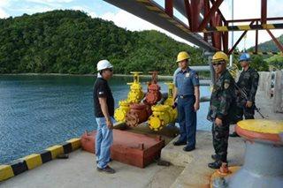 Seguridad sa vital installations sa E. Visayas, mas hinigpitan