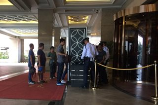 LOOK: Resorts World reopens