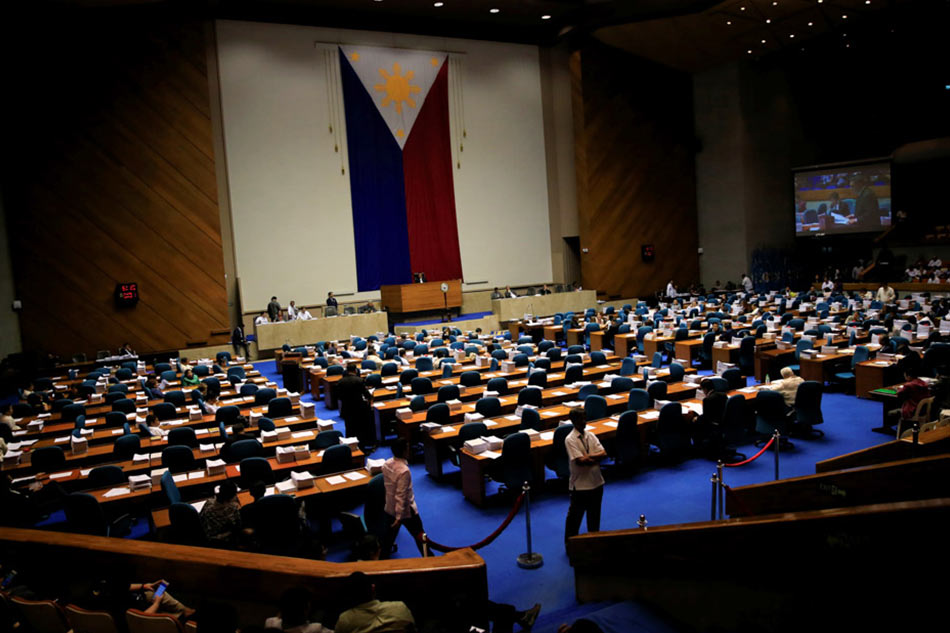 ABS-CBN franchise bills not included in House agenda on Monday