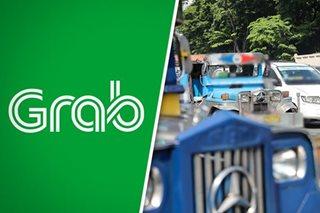 Grab, handang tumulong sa modernisasyon ng mga jeepney