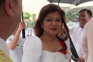 Solon to Imee Marcos: What are you scared of?