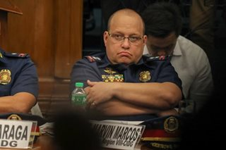 Dela Rosa: Downgrade of raps vs cops in Espinosa slay shows working justice system