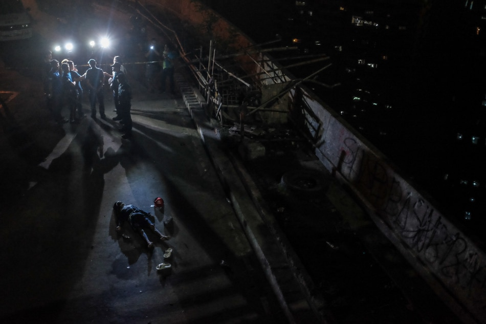 Suspected drug user killed in Manila
