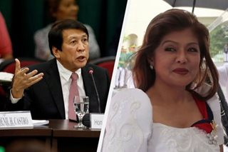 Fariñas questions Marcos on 'P-IMEE' project