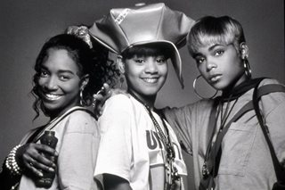 A final album caps TLC's legacy but group says the future is open
