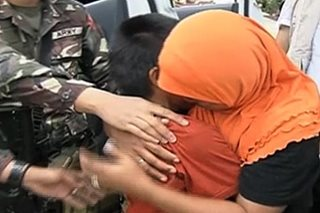 Marawi couple reunites with missing children