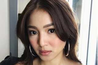 Winning block? Nadine denies Pocari players a kiss from James Reid