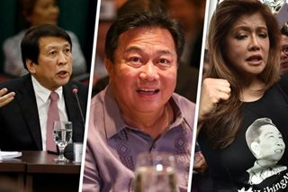 The 'Ilocos 6': Of show-cause orders and 'gangster talk'