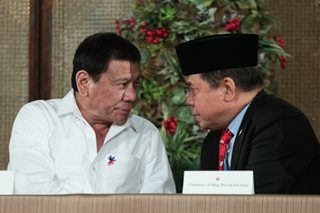 Bangsamoro's Ebrahim urges Duterte to veto 'alarming' anti-terror bill