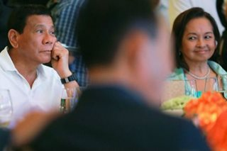 Arroyo must explain alleged P2.4B 'pork' for her district - Palace