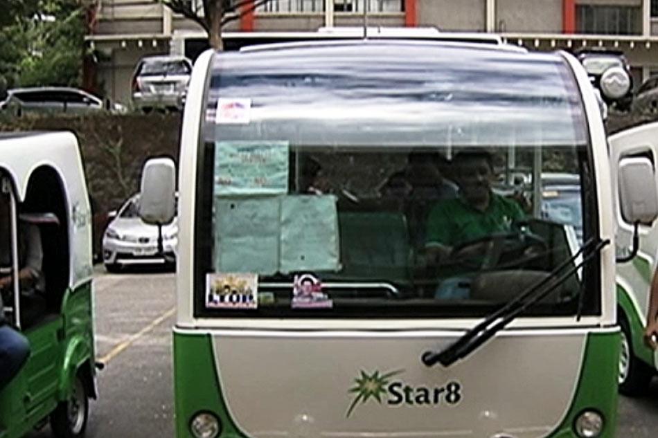 Jeepney operators can afford 'modern jeepneys': transport group leader