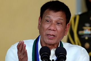 Duterte seeks faster approval of energy investments