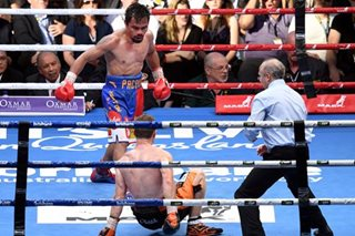 Pacquiao, naging 'desperado' kay Horn: boxing analyst