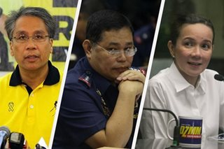 Roxas, Purisima to be summoned over 'unfit' patrol cars - Poe