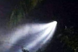 UFO? Kakaibang liwanag, nakita sa Isabela, Cagayan