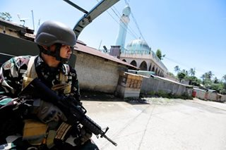 Shabu, marijuana, cocaine found in Marawi building