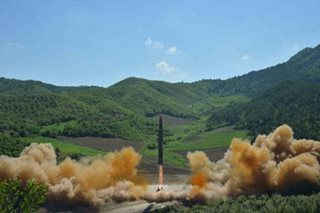 US says N.Korea missiles failed in flight, exploded on launch