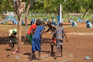 Barefoot and alone, children flee brutal S. Sudan war