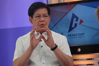 Too much toilet paper? Lacson wants probe on excess Senate office supplies
