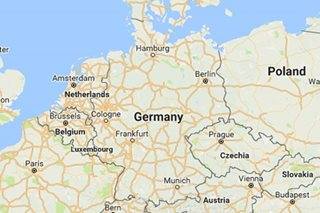 Child brings WWII bomb into kindergarten in Germany