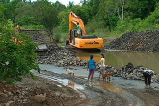 DENR allows quarrying to resume but keeps ban in Naga, Cebu
