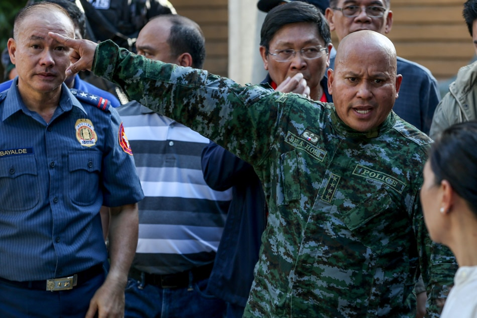'Bato': Nothing wrong with deploying erring cops to Marawi 1