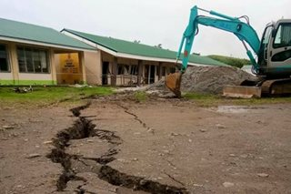 At least 2 dead, more than 100 in hospital after magnitude 6.5 Leyte quake