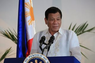 SWS: Net satisfaction with Duterte hits record high