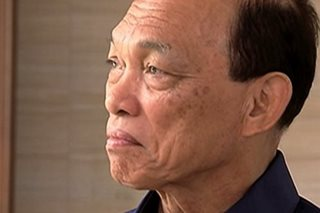 DDB chair quits on Duterte order