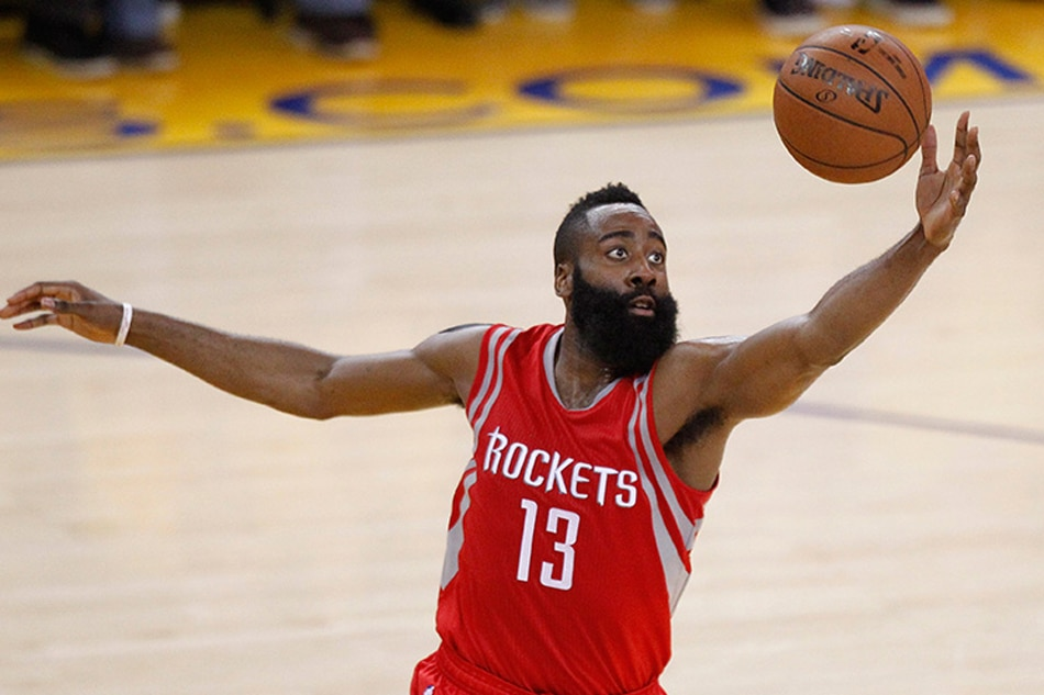 James Harden, Houston Rockets Agree To 4-Year Extension