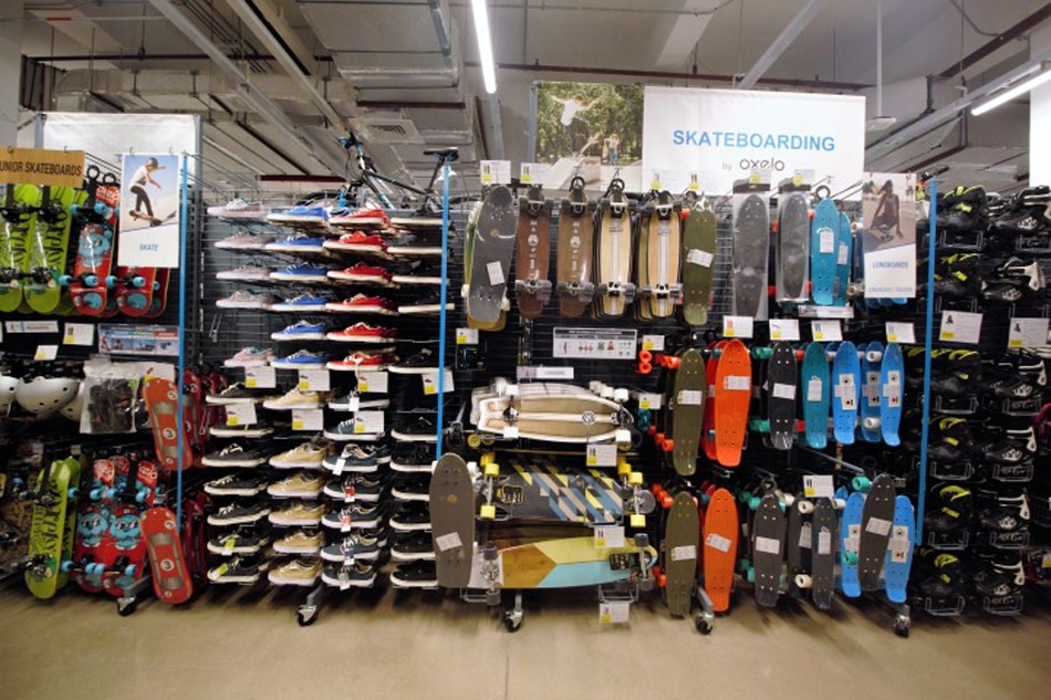 Decathlon Philippines Opens First In Filinvest Alabang