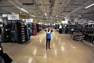 IN PHOTOS: Decathlon is heaven for sports enthusiasts