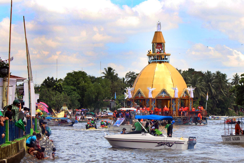 River festival held in Bulacan