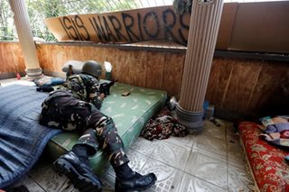 Maute recruited Marawi attackers back in 2009, says child warrior