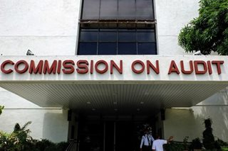 COA to track down past Palace officials for unliquidated expenses