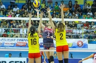 Superliga: Petron looks to close out F2 Logistics in All-Filipino finals