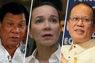 Poe urges Duterte: Push for swift resolution of Mamasapano cases
