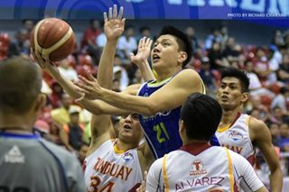 PBA D-League: Flying V looks to seal Top 2 spot